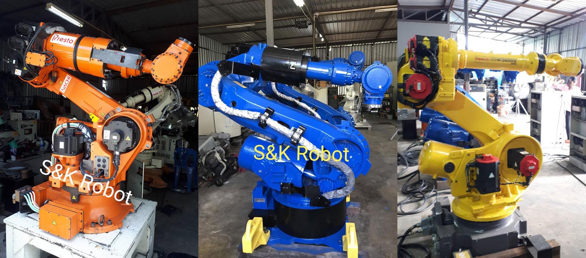 s&k-robot