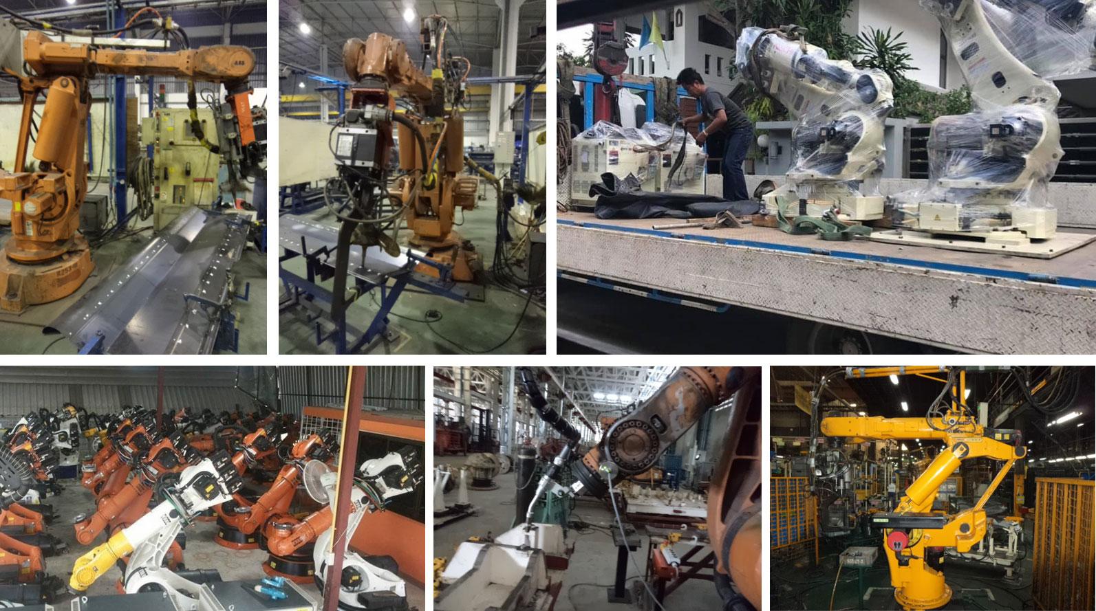 ROBOTICS-APPLICATION